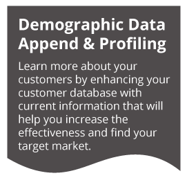 DemographicAppendLabel